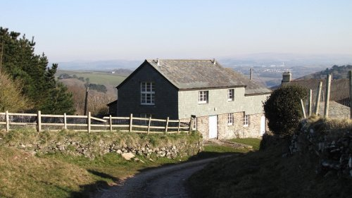 Worswell Barton: Higher Shippen Cottage sleeps 6-8