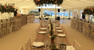 Marquee Ready and waiting